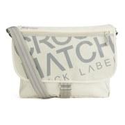 Crosshatch Men's Nabure Messenger Bag - Vaporous Grey