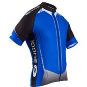Sugoi Evolution Pro Short Sleeve Jersey - Blue