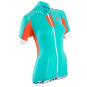 Sugoi Women's RS Ice Short Sleeve Jersey - Green