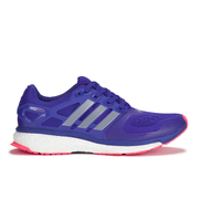 adidas Women's Energy Boost Running Shoes - Purple/Silver/Red