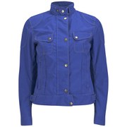 Matchless Women's Racefarer Nylon Jacket - Royal Blue