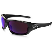 Oakley Valve Sunglasses - Polished Black/G30 Black Iridium