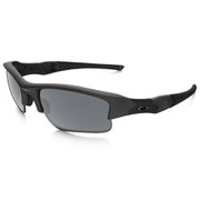 Oakley Flak Jacket XIJ Sunglasses - Matte Black/Black Iridium
