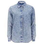 Finders Keepers Women's Peacekeeper Shirt - Chambray