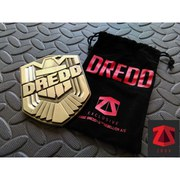 Dredd - Movie Badge Prop Replica