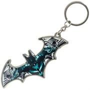 DC Comics Batman Arkham City Metal Dark Knight Key Chain