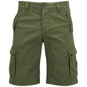 Jack & Jones Men's NOOS West Cargo Shorts - Olive Night