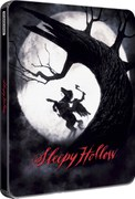 Sleepy Hollow - Steelbook Exclusivo de Edición Limitada en Zavvi