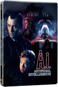 A.I. Steelbook -Steekbook Exclusivo de Edición Limitada en Zavvi (2500 copias disponibles)