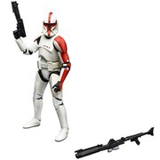 Star Wars The Black Series Clone Trooper Captain 6 Inch Action Figure