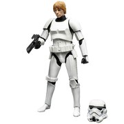 Star Wars The Black Series Luke Skywalker in Stormtrooper Disguise 6 Inch Action Figure