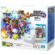 Wii U Basic + Super Smash Bros for Wii U