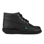 Kickers Men's Kick Hi Boots - Black/Black