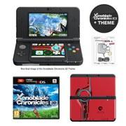 New Nintendo 3DS Black Xenoblade Chronicles 3D Pack