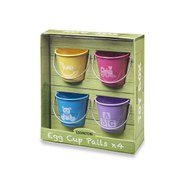 Eddingtons Egg Cup Buckets - Toy Box