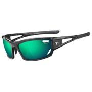 Tifosi Dolomite 2.0 Clarion Mirror Sunglasses - Black/Clarion Green