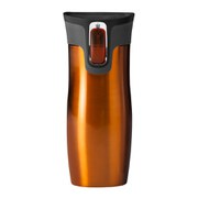 Contigo West Loop Autoseal Travel Mug (470ml) - Tangerine