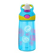 Contigo Kids Striker Autospout Mug (420ml) - Turquoise Squiggles