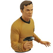 Diamond Select Star Trek Kirk Bust Bank
