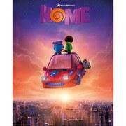 Home - Mini Poster - 40 x 50cm