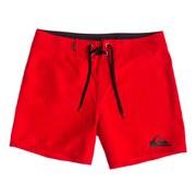 Quiksilver Men's Everyday Basic Swim Shorts - Red