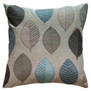 Leaf Cushion - Natural