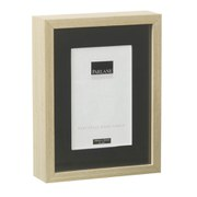 Parlane Solna Frame - Black/Natural (70x170mm)