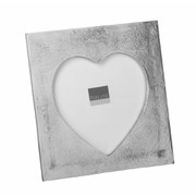 Parlane Heart Frame - Silver (200mm)