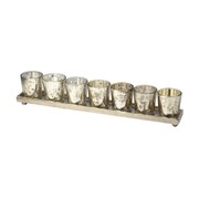 Parlane Tea Light Holders On Tray