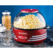 SMART Stirring Popcorn Maker and Nut Toaster