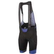 Santini B-ROB Aero NAT Pad Bib Shorts - Blue