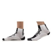 Santini Zest Summer Standard Profile Socks - Black