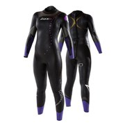 Zone3 Aspire Women's Wetsuit - Black/Purple