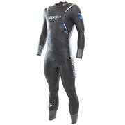 Zone3 Advance Men's Wetsuit - Black/White