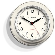 Newgate Cookhouse Clock - Linen White