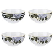 Ted Baker 5 Bowl - White (Set of 4) (Assorted)