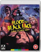 Blood and Black Lace - Includes DVD