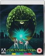 Contamination - Includes DVD