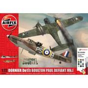 Airfix Dogfight Double Defiant/Dornier