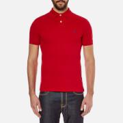 Polo Ralph Lauren Men's Slim Fit Short Sleeved Polo Shirt - Rl2000 Red