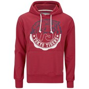 Tokyo Tigers Men's Ducos Hoody - Ribbon Red