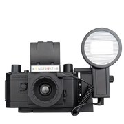 Lomography Konstruktor Flash Camera - Black