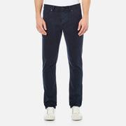 Scotch & Soda Men's Ralston Slim Fit Garment Dyed Jeans - Navy