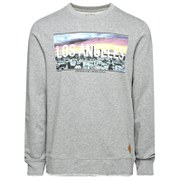 Jack & Jones Men's Originals Mike Crew Neck Sweatshirt - Grey