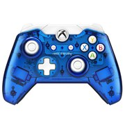 Rock Candy Blueberry Boom Wired Xbox One Controller