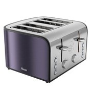 Swan 4 Slice Toaster - Plum