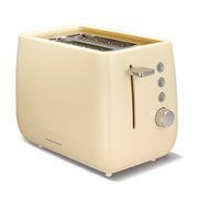 Morphy Richards Chroma Toaster - Cream