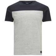 Paul Smith Jeans Men's Slim Fit Marl T-Shirt - Grey