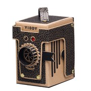 Viddy Pop Up Pinhole Camera Kit - Black