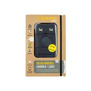 WakaWaka Power+ Solar Powered Charger and Light - Black
